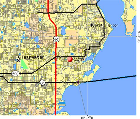 zip code map clearwater fl 33759 zip code clearwater florida profile homes