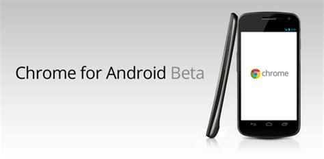 chrome beta android chrome for android apk now redmond pie