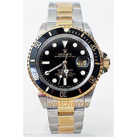 Rolex Black Gold rolex replica submariner gold