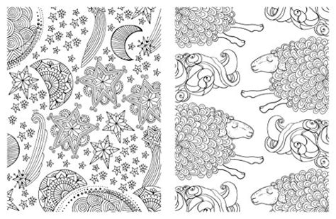 animals coloring book relaxation designs books posh coloring book soothing designs for and