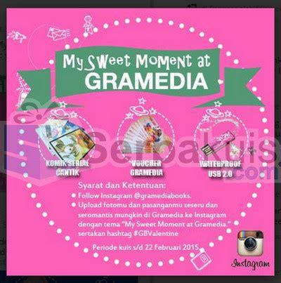 Headphone Di Gramedia My Sweet Moment At Gramedia