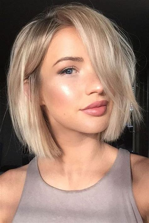 long bob haircuts for fine hair and short neck best short haircuts for fine hair fine short hairstyles