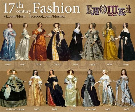 fashion history from 18th 20th century best 25 17th century fashion ideas on 17th