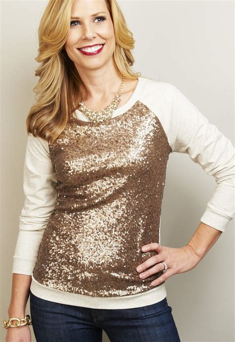 Litta White 17 best images about sequinned tops on sleeve