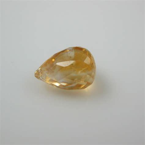 beading gemstones gemstone bead citrine quartz 2 pieces