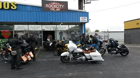 Sphinx Riders RC Ride to NC/TX ? Sun., 4/3/2016 ? Rock City Cycles