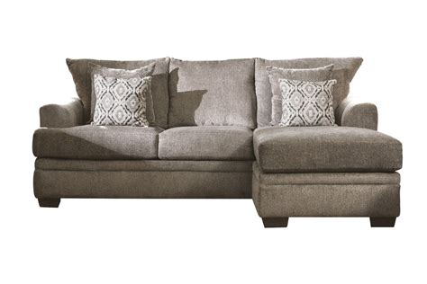 chenille sofa with chaise lynwood chenille sectional with moveable chaise