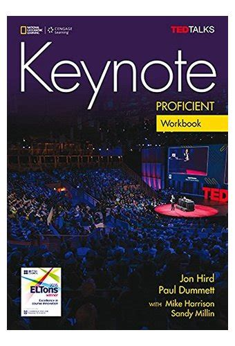 keynote proficient with dvd rom 1305399188 keynote proficient workbook wb audio cd