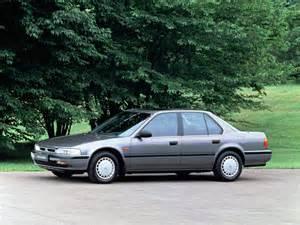 honda accord sedan worldwide cb 1990 91
