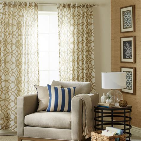hanging drapes on walls how to choose and hang curtains