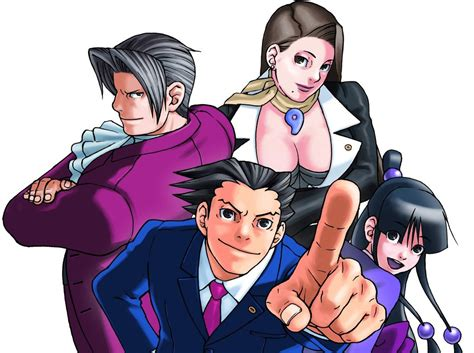 Ace Attorney Court Records I Do Not Object To The Ace Attorney Series Coming To Switch Destructoid Howldb