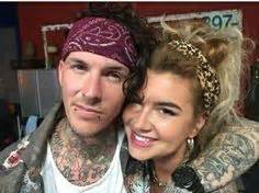 tattoo fixers alice boyfriend embedded image permalink i like it and him