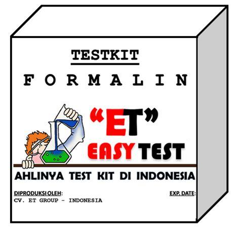 Cyanidetest Kit Jual Test Kit Sianida 4 jual test kit formalin mudah pemakaiannya harga