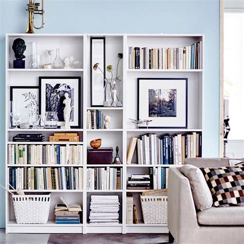 best 25 ikea billy bookcase ideas on ikea