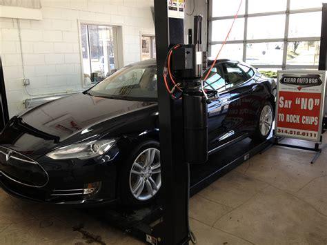 Tesla St Louis Tesla Model S St Louis Paint Protection Paint Armor