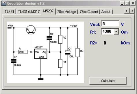 Kr04426 L200c Adjustable Voltage And Current Regulator downloads calculators