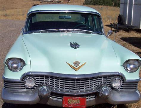 1954 Cadillac 4 Door by 1954 Cadillac Series Sixty Special Fleetwood 4 Door Sedan