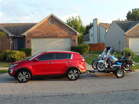 Kia Sportage Towing by Towing Kia Forum