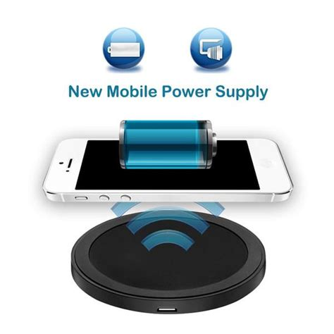 apple qi charger qi wireless charger pad kit for apple iphone 7 6s 6 plus 5