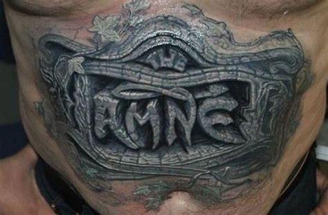 optical illusion tattoos 013 funcage
