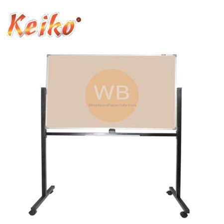 Keiko Soft Board Classic Stand 60x90cm softboard keiko plus kaki polos uk 90 x 180