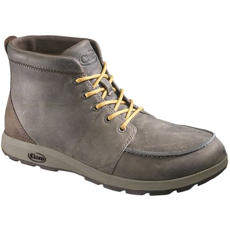 mens chaco boots chaco s brio boot fontana sports