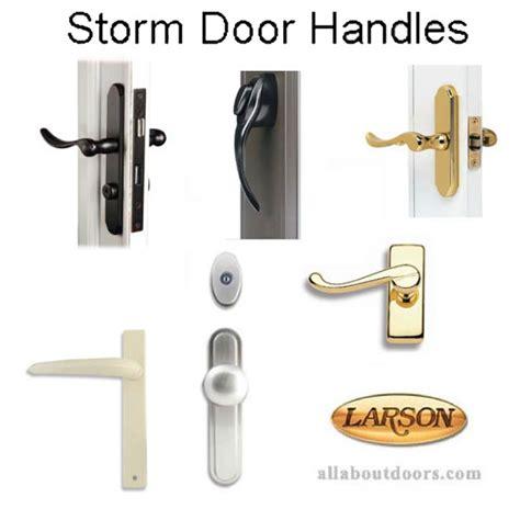 Larson Door Hinges by Larsen Door Larson Screen Away Aluminum Door