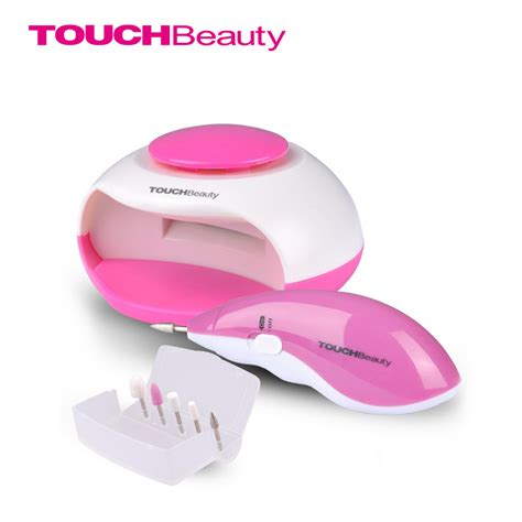 Nail Dryer Pengering Kuku Pedicure Manicure 2 touchbeauty 2 in 1 nail kit electric nail pedicure nail dryer set professional for nail
