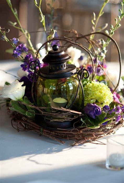 rustic wedding centerpiece ideas herinterestcom