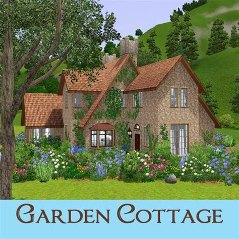 Sims 3 Cottage by The Sims 3 Garden Cottage By Ruthless Kk Sims Community