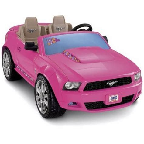 pink mustang power wheels new fisher price pink ford mustang power wheels