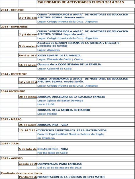 Calendario U Catolica Calendario U Catolica Elbuencalendario Es
