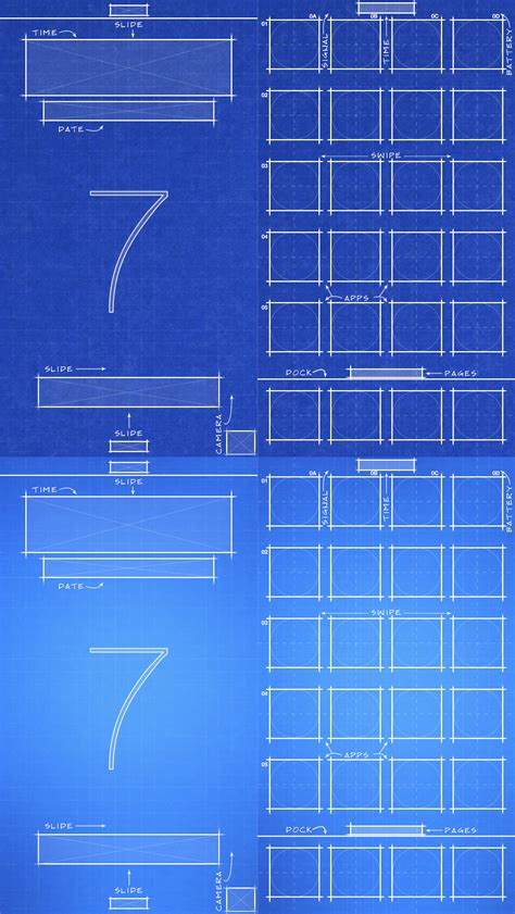 iphone blueprint wallpaper ios 7 iphone 4 5 ios 7 blueprint wallpaper updated by jessemunoz