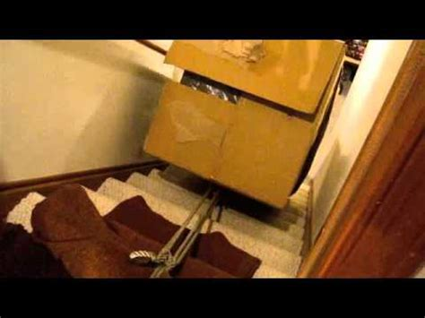 how to move a couch upstairs moving safe downstairs with hummer youtube
