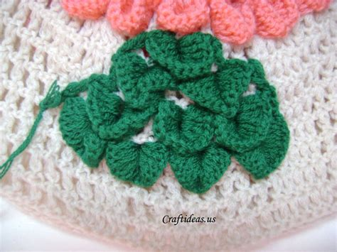 christmas ideas crochet baby hat craft ideas