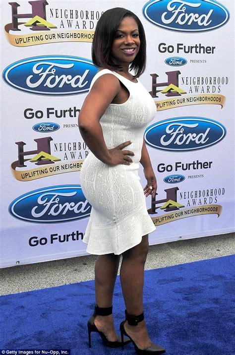 Bedroom Kandi Consultant Kandi Burruss Shows Off At Ford Neighborhood Awards