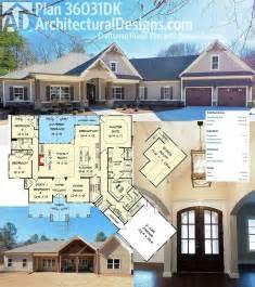 house plans angled garage plan 36031dk craftsman house plan with angled garage