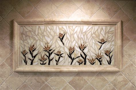 Kitchen Backsplash Glass Tile Tile Stone Kitchen Bathroom Flooring Installation San