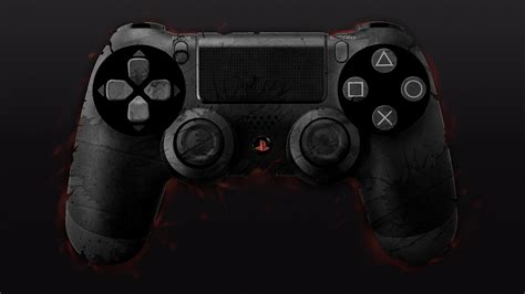 gamepad wallpaper ps4 background wallpaper wallpapersafari