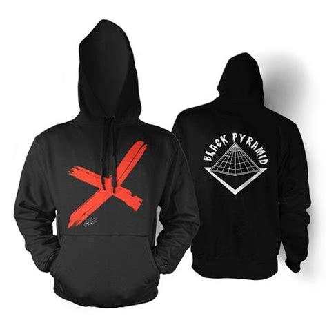Hoodie Zipper Coach Inyong Clothing Chris Brown Black Pyramid X Hoodie The Official Chris