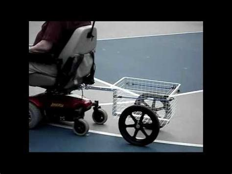 The Chair Trailer by Jazzy Power Chair Trailer