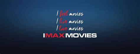 film it s all about love imax proclaims its love for movies in new brand caign
