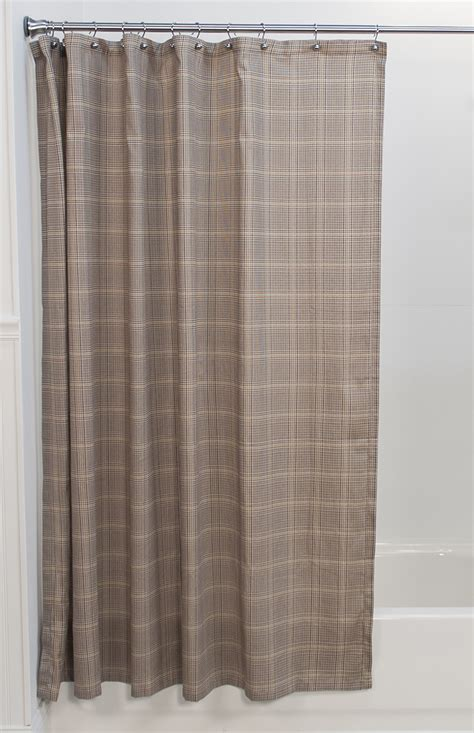 shower curtain as window treatment morrison shower curtain window treatments