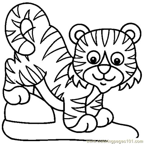 coloring pages lions tigers lion tiger coloring page 07 coloring page free tiger