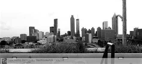 atlanta skyline black and white wallpaper black and white atlanta by ihsgfx on deviantart