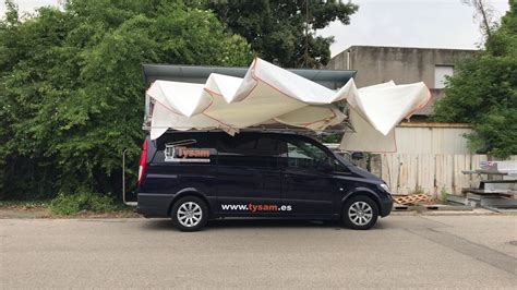 tenda per ambulanti tenda per ambulanti automatica modello europlus 2017