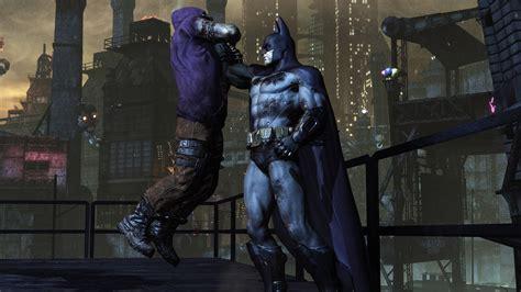 Kaos Batman Arkham City 1 batman arkham city playstation 3 www gameinformer