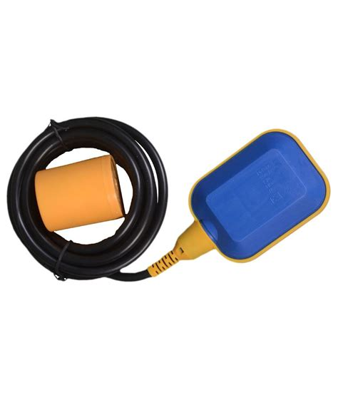 Floating Switch Maxon 5 Meter blackt electrotech blackt float switch sensor for water