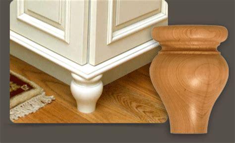 Kitchen Cabinet Legs Wood Cabinet Toe Kick Valances Walzcraft
