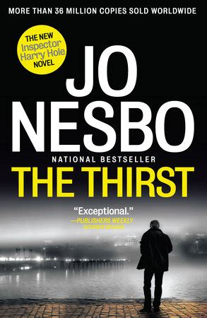 libro the thirst harry hole new releases penguin random house canada